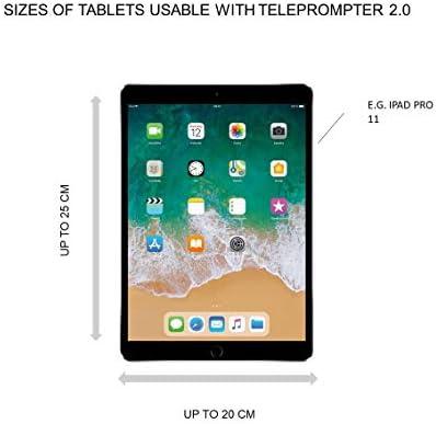 Teleprompter 2.0: Amazon.es: Electrónica