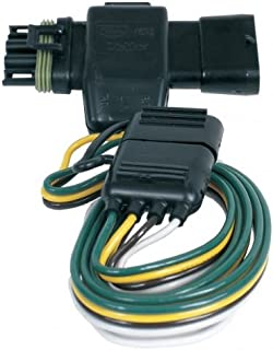 amazon com hopkins 41125 plug in simple vehicle wiring kit automotive rh amazon com 2012 silverado trailer wiring adapter silverado trailer wiring adapter