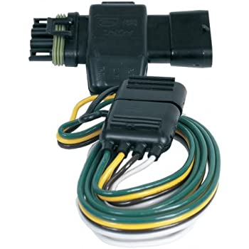 plug-in simple trailer connector primary fit chevy & gmc trucks from 1988 -  present