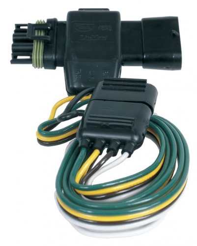 hopkins 41125 litemate vehicle to trailer wiring kit (pico 6762pt)  1988-1998 chevrolet