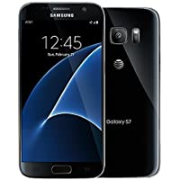Samsung Galaxy S7 G930A 32GB Black Onyx - Unlocked GSM (Certified Refurbished)