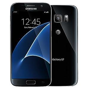 Samsung Galaxy S7 G930A 32GB Black Onyx – Unlocked GSM (Renewed)