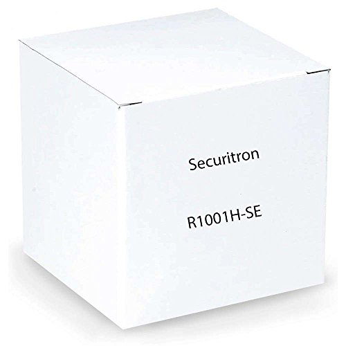 Securitron R1001HSE Wireless Prox Reader, for Use with security Systems, 4-1/4'', 2'' Height, Steel/Stainless Steel/Plastic by Securitron