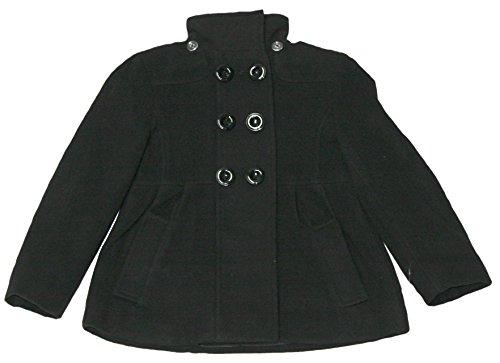 Wool Baby Doll Coat - 2