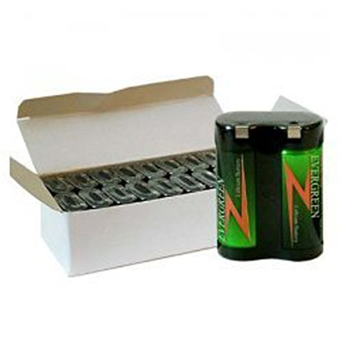 Evergreen 2CR5 245 6V Photo Lithium Batteries 2CR5/20