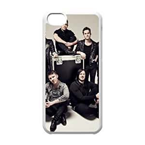 iPhone 5c Cell Phone Case Covers White The Blackout Oowin