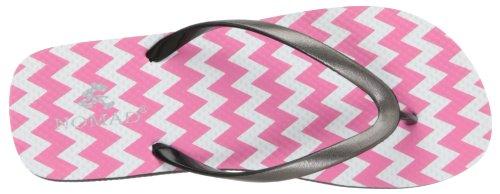 Nomad Flop Chevron Flip White Doodle Women's Pink tqrStP