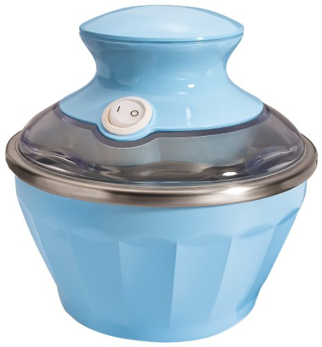 Hamilton Beach Half Pint Soft Serve Ice Cream Maker ()