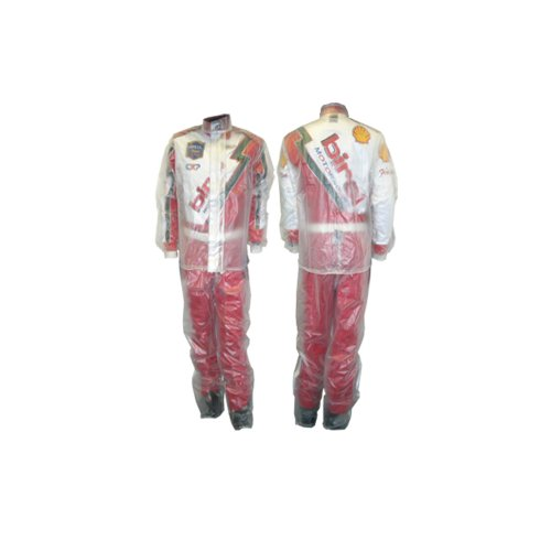 K1 Race Gear 10064218 Clear Medium Clear Rain Karting Suit (Karting Rain Suit compare prices)