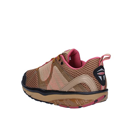 6 5 Sneakers 37 Women MBT 6 Brown US Textile EU qUtavwx