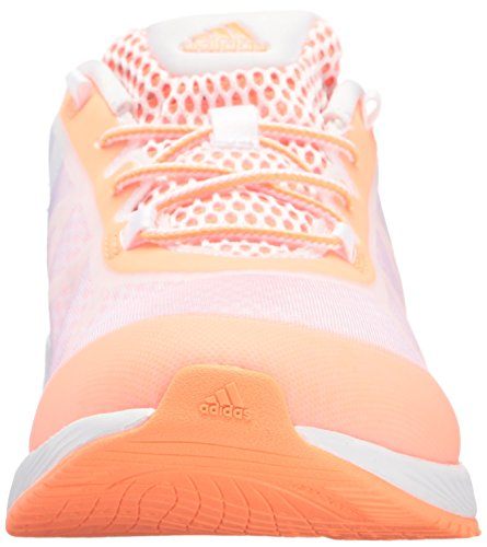Zapatillas Adidas Performance Mujeres Gymbreaker Bounce B Cross-trainer Blancas / Naranja Sencilla / Naranja Sencilla