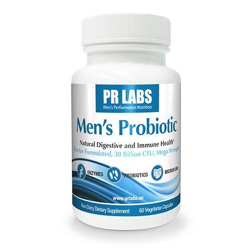Mens Probiotic PR Labs Vegetarian product image