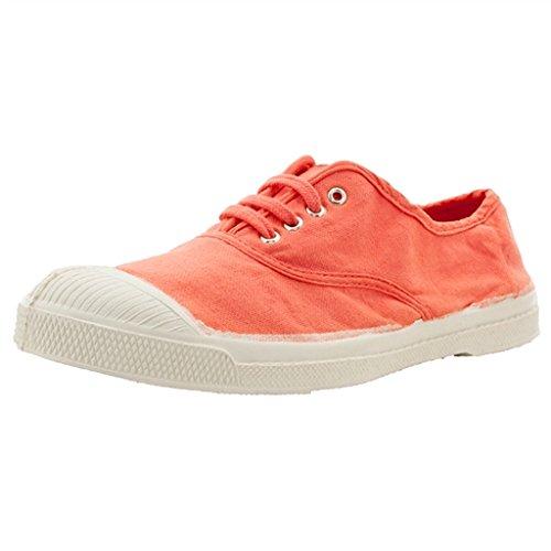 Bensimon - Zapatillas de deporte para mujer, Naranja (naranja), 37: Amazon.es: Zapatos y complementos