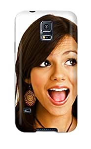 New Arrival Case Cover With RxfXzLj11376wUPbp Design For Galaxy S5- Victoria Justice
