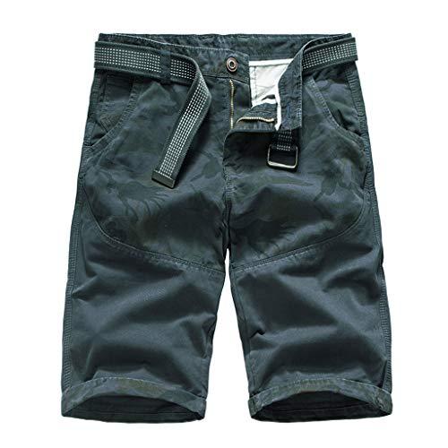 - TANLANG Men's Camouflage Pants Pants Pants Gym Sports Loose Pants Pocket Loose Casual Pants Overalls