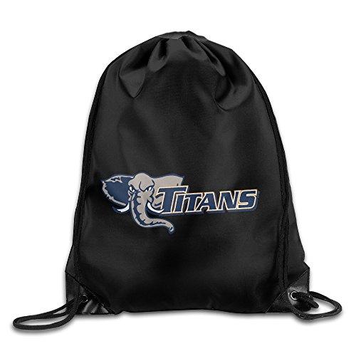 Cal State Fullerton Titans Sport Drawstring Backpack Sack Bag