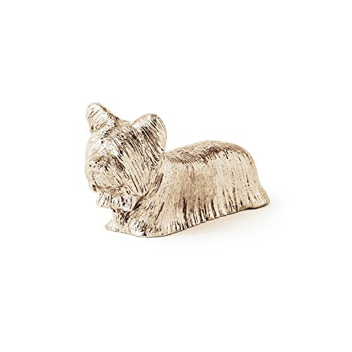 (Skye Terrier Made in UK Artistic Style Dog Figurine Collection)