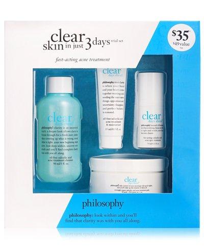 Philosophy Skin Care Kits - 7
