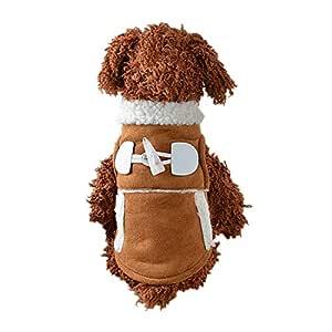 PZSSXDZW Ropa para Mascotas Estilo de Locomotora Ropa de Perro de ...