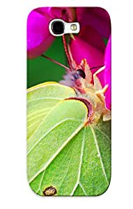 Kathewade New Arrival Galaxy Note 2 Case Animal Butterfly Case Cover/ Perfect Design