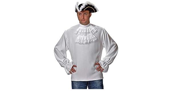 Pirata Camisa Chorreras: Amazon.es: Ropa y accesorios