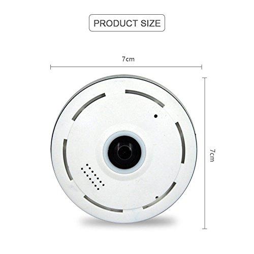 IP Wireless Surveillance Fernüberwachung Überwachungssystem Überwachungskamera P2P IR Nachtsicht