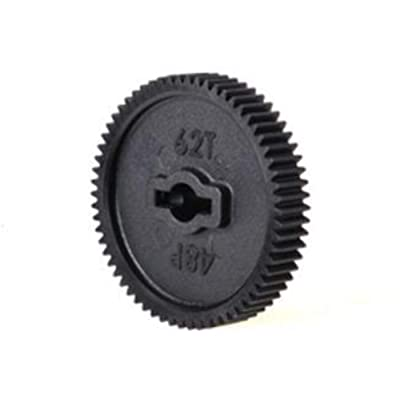 Traxxas TRA8359 Spur Gear, 62T-Tooth: Toys & Games
