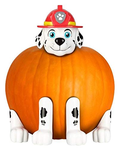 Paw Patrol Marshall Pumpkin Push-in Kit for Use on 9-11