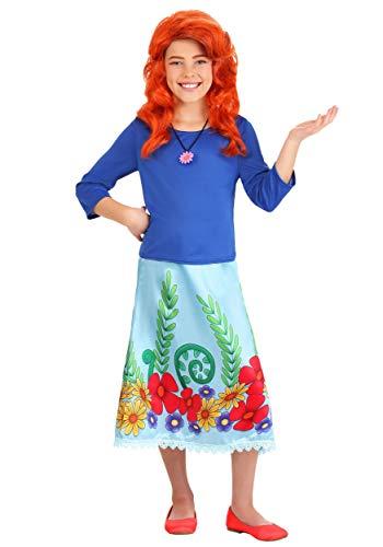 Fiona Costumes Pattern - The Magic School Bus Rides Again