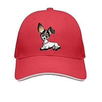 lsawdas Cute Dog Chihuahua Sandwich Cap Summer Hats