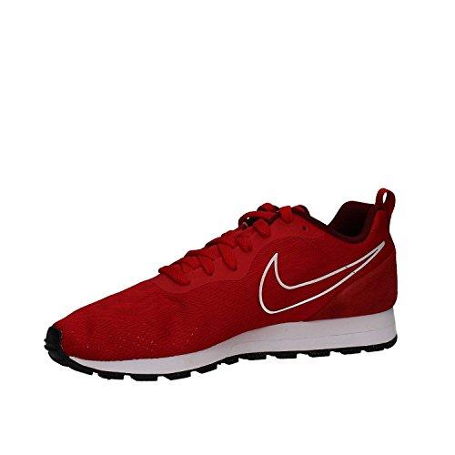 Nike 902815, Zapatillas para Hombre Rojo