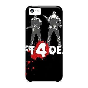 High Grade CarlHarris Cases For Iphone 5c - Left 4 Dead
