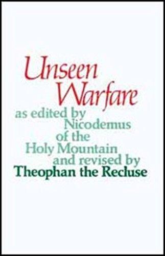 unseen-warfare-the-spiritual-combat-and-path-to-paradise-of-lorenzo-scupoli-english-russian-and-greek-edition
