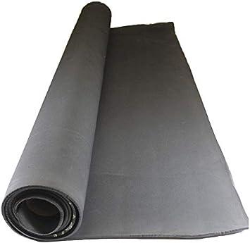 Amazon Com Water Resistant Closed Cell Foam Roll Vinyl Nitrile 1 54 72 Black Home Improvement