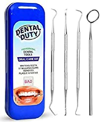 Professional Dental Hygiene Kit, Calculu...