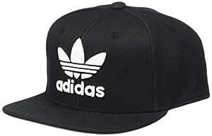 Amazon.com  adidas Boys   Youth Originals Trefoil Chain Snapback Cap ... 239e07d4988
