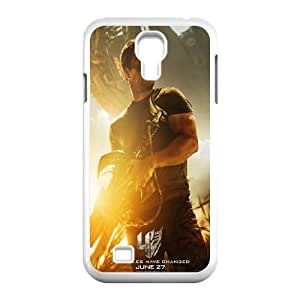 Samsung Galaxy S4 9500 Cell Phone Case White Transformers 4 Marky Mark JSK681249