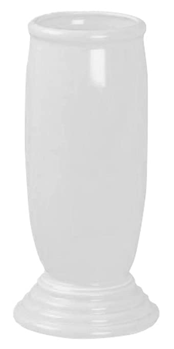 Amazon Fiestaware Millennium Vase 3 White Home Kitchen