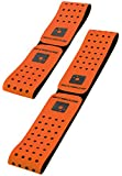Scosche Rhythm+ Replacement Strap - Orange Velcro Strap For Scosche Rhythm+ Optical Heart Rate Monitor Armband