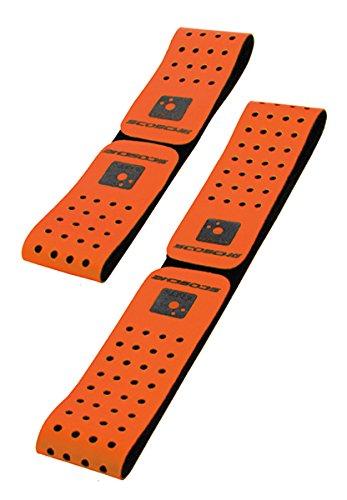 Scosche Rhythm+ Replacement Strap - Orange  Strap For Scosche Rhythm+ Optical Heart Rate Monitor Armband
