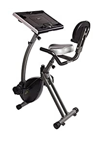 Wirk Ride Exercise Bike Workstation and Standing Desk by Stamina Products, Inc. - DROPSHIP