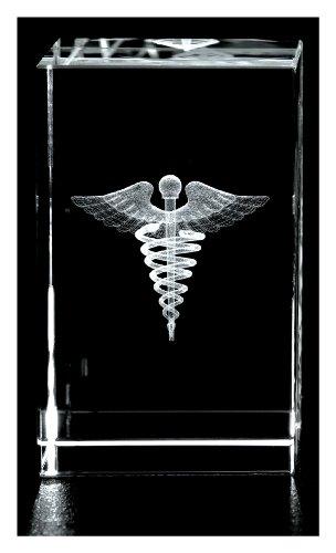 Anatomy Crystal (Caduceus 1lb) by Blue Tree Publishing Inc.,