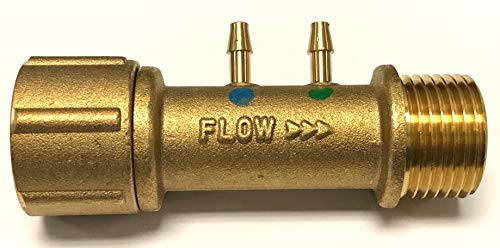 Replacement Hose Bib Connector Brass 3060-CG EZ-FLO Fertilizer Injection System(1)