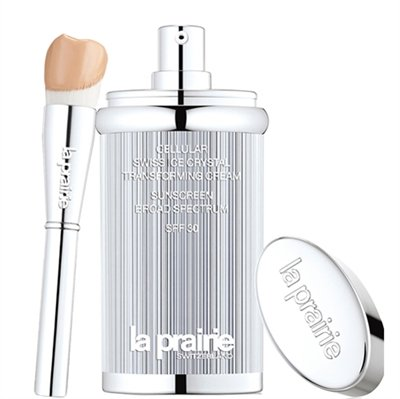 1 Ounce Swiss (La Prairie Cellular Swiss Ice Crystal Transforming Cream SPF 30 for Women Treatment, No. 20 Nude, 1 Ounce)