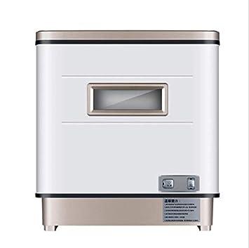 YANGSANJIN Lavavajillas Compacto para encimera, 6 lavaplatos de ...