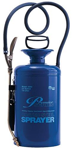 Chapin 1280 Premier Pro 2-Gallon Tri-Poxy Steel Sprayer For Fertilizer, Herbicides and Pesticides
