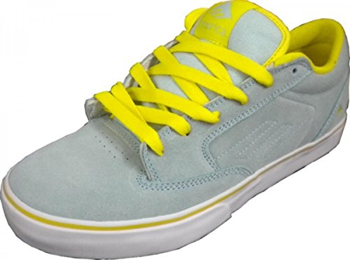 Emerica Skateboard Schuhe Jinx SMU Light Blue