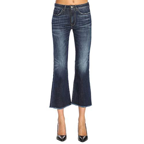Pinko 19 Autunno Jeans 18 Inverno Black Pre Taglia 6wFfzg6rx