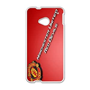 Personal Customization manchester united wallpaper 2014 2015 Hot sale Phone Case for HTC ONE M7