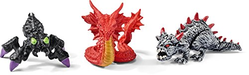 Schleich Small Dungeon Animals Play Set